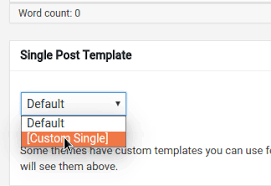 how to create custom post template in wordpress u2013 better tech tips