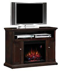 Entertainment Center With Electric Fireplace 47 25 Cannes Espresso Entertainment Center Electric Fireplace
