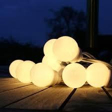 10 globe warm white led lights outdoor image 1 li