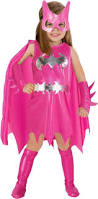 Party Halloween Costumes Kids Girls Toddler Girls Pink Batgirl Costume Party Stuff Buy