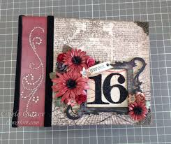 sweet 16 mini album
