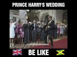 Royal Wedding Meme - royal prince harry s wedding funny youtube