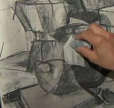 charcoal drawing lessons learn how to draw charcoal art