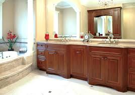 kitchen cabinets cherry finish bathroom vanities cherry finish u2013 chuckscorner
