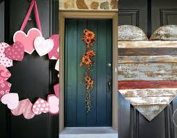 mesh ribbon ideas front doors 5 home front door decor ideas decorating front door