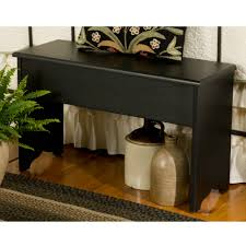 interior storage benches 2 basket storage bench padded