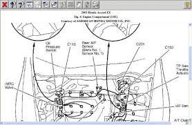 2003 honda accord code p2251 and p0138 engine mechanical problem