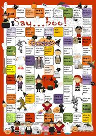 Free Halloween Activities Printable by Halloween Activity Esl U2013 Festival Collections