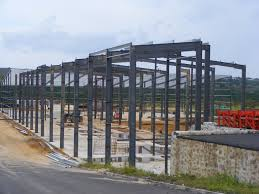 Prefab Structures Arch Roof Steel Structure Warehouse K Span Building China K