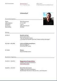 Cv Vorlage Schweiz Word Lebenslauf Vorlage Klassisch Und Modern Muster Vorlage Ch