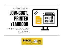 create yearbook create a low cost printed school yearbook with slides