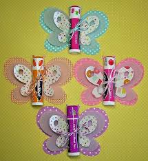 butterfly party favors chapstick butterflies what a idea for a party