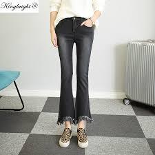 High Waist Bootcut Jeans Online Get Cheap High Waist Bootcut Aliexpress Com Alibaba Group