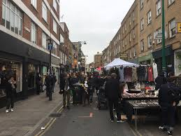 英國 倫敦 brick lane market 機場島日與夜airport day u0026 night