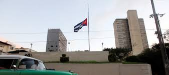 Fly Flag At Half Mast The Post Castro Era Is Officially Here