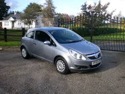 opel corsa 2007 1 3 cdti 2009 vauxhall corsa life a c 1 3 cdti 3 door in omagh county