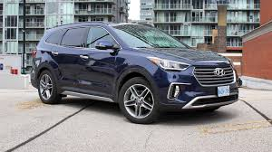 jeep hyundai 2017 2017 hyundai santa fe xl limited awd test drive review