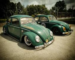 volkswagen bug wheels vw bug on air suspension with dsr style wheels by raw classics