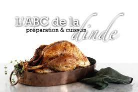 cuisiner une dinde cuisson de la dinde l abc de la préparation et décongélation
