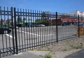 ornamental fences ornamentail railings iron steel aluminum