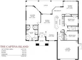 open space house plans the captiva island abodesense