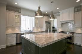 Gorgeous Kitchens Gorgeous Kitchen With White Perimeter Cabinets Accented With