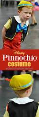 Pinocchio Halloween Costume Toddler Pinocchio Costume