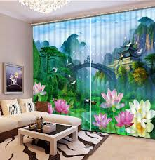Modern Window Curtains by Compare Prices On Nature Window Curtains Online Shopping Buy Low