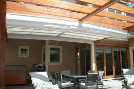 Retractable Pergola Awning by Staying On Track Retractable Canopy Track Systems