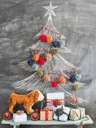 kids u0027 craft make a pom pom christmas garland hgtv