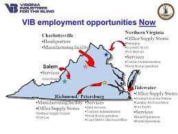 Virginia Department For The Blind And Vision Impaired Introduction To The Virginia Industries For The Blind November 15