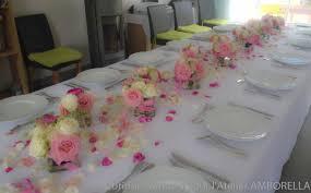 chemin de table mariage centre de table de mariage en chemin de table amborella by corinne