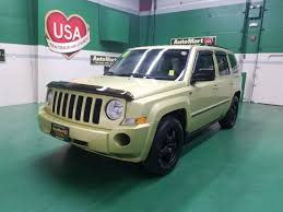 dark green jeep patriot used 2010 jeep patriot for sale aurora co