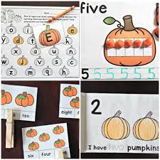 30 pumpkin activities for kids the kindergarten connection