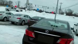 hennessy lexus pre owned 208 lexus es 350 at wallingford buick gmc youtube