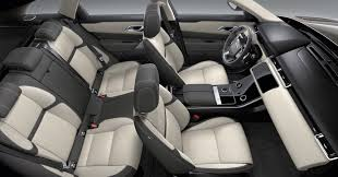 land rover defender interior back seat 2018 land rover range rover velar release date price and specs