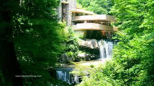 Frank Lloyd Wright Waterfall by Inspiration Architecture Frank Lloyd Wright U0027s Fallingwater Youtube