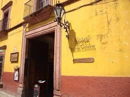 San Miguel De Allende Mexico Map by Hotel Posada Carmina San Miguel De Allende Mexico Booking Com