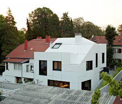 modern family house modern family house boasting an irregular geometric design by dva