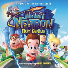 jimmy neutron boy genius original motion picture score