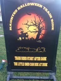 haunted halloween train 2015 u2013 jamestown trains