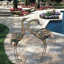 birds garden stakes ornaments ebay
