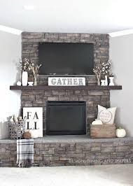 emejing decorating a fireplace photos decorating interior