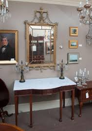 english regency adam style filtwood mirror glass appears to be