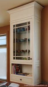 Cabinets With Crown Molding How To Attach Crown Mouldings To Frameless Cabinets U2014 Stonehaven Life
