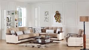 elegant sleeper sofa tremendous white leather sectional sofa sleeper chrome sleeper