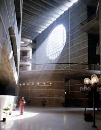 Yale Lighting Concepts Design by Spotlight On Louis Kahn Architect In Light