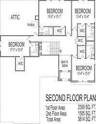 five bedroom floor plan nice floor plans with two master bedrooms pictures u003e u003e one floor