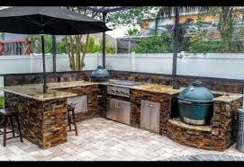 outside kitchen design ideas free interior outdoor kitchen designs and ideas mission stunning