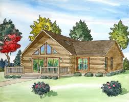Large Log Cabin Floor Plans View Modular Log Home Plans Modularhomes Maine Modular Homes Log